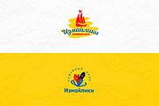 Создам 2 варианта логотипа + исходник 176 - kwork.ru