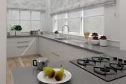 Дизайн-проект кухни. 3 варианта 61 - kwork.ru