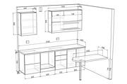 Конструкторская документация для изготовления мебели 269 - kwork.ru