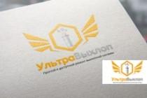 Я создам дизайн 2 современных логотипа 78 - kwork.ru