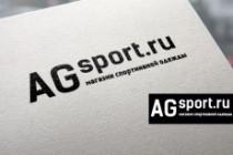 Я создам дизайн 2 современных логотипа 77 - kwork.ru