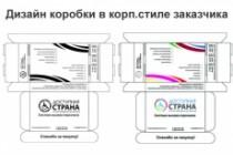 Дизайн упаковки 36 - kwork.ru