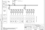 Выполню однолинейную схему электроснабжения 105 - kwork.ru