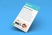 Конвертирую Ваш сайт в удобное Android приложение + публикация 155 - kwork.ru