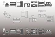 Нарисую иконки для сайта 64 - kwork.ru
