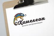 Профессиональная разработка логотипов и визуализация логотипов 122 - kwork.ru