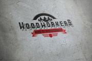Разработаю винтажный логотип 180 - kwork.ru