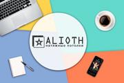 Создание логотипа для вас или вашей компании 83 - kwork.ru