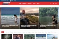 Создам красивый адаптивный блог, новостной сайт 69 - kwork.ru