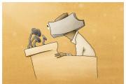 Нарисую карикатуру или ироническую иллюстрацию к тексту 21 - kwork.ru
