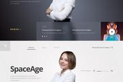 Первый экран Landing Page 29 - kwork.ru