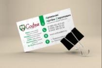 Создам индивидуальную визитку 72 - kwork.ru