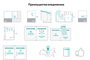 Нарисую векторные иконки для сайта, соц. сетей, приложения 24 - kwork.ru