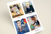 Нарисую для Вас иллюстрации в жанре карикатуры 377 - kwork.ru