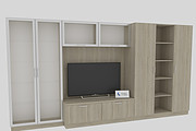 Визуализация мебели, предметная, в интерьере 98 - kwork.ru