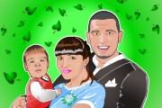 Нарисую портрет - шарж по фото 17 - kwork.ru