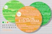 Разработаю дизайн рекламного постера, афиши, плаката 123 - kwork.ru