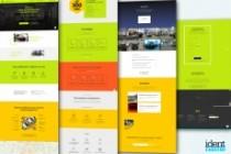 8 разделов лендинга - готовый сайт на Tilda. Быстрый запуск от 1 дня 32 - kwork.ru