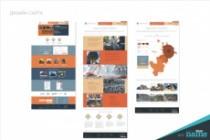 8 разделов лендинга - готовый сайт на Tilda. Быстрый запуск от 1 дня 37 - kwork.ru
