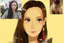 Создам ваш портрет в стиле аниме 106 - kwork.ru