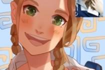 Создам ваш портрет в стиле аниме 104 - kwork.ru