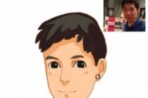Создам ваш портрет в стиле аниме 102 - kwork.ru