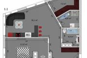 Интересные планировки квартир 149 - kwork.ru