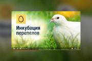 Грамотная обложка превью видеоролика, картинка для видео YouTube Ютуб 75 - kwork.ru