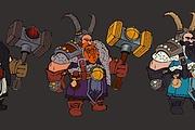 Создам и отрисую коммерческого персонажа 9 - kwork.ru