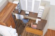 Создам планировку дома, квартиры с мебелью 105 - kwork.ru