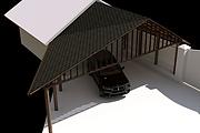 Моделирование и визуализация экстерьера 153 - kwork.ru