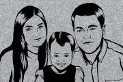 Нарисую портрет в стиле Pop Art,Comics Art, Stik Art 67 - kwork.ru