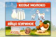 Баннер для печати. Очень быстро и качественно 54 - kwork.ru