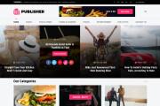 Новые премиум шаблоны Wordpress 108 - kwork.ru