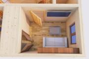 Оцифровка плана этажа, перечерчивание плана дома в Archicad 31 - kwork.ru