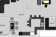 Интересные планировки квартир 163 - kwork.ru