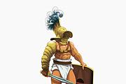 Нарисую исторического персонажа в векторе 12 - kwork.ru