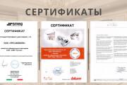 Стильный дизайн презентации 677 - kwork.ru