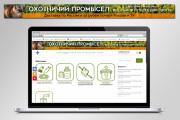 Дизайн баннера для сайта или соцсети 17 - kwork.ru