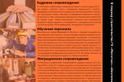 Стильный дизайн презентации 745 - kwork.ru