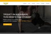 Сайт под ключ. Landing Page. Backend 602 - kwork.ru