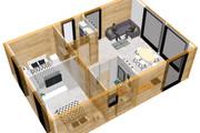 3d визуализация квартир и домов 314 - kwork.ru