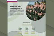 Сверстаю адаптивный сайт по вашему psd шаблону 29 - kwork.ru