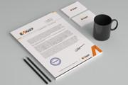 Создам фирменный стиль бланка 192 - kwork.ru