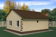 Визуализация домов 9 - kwork.ru