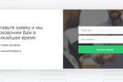Разработаю продающий Landing Page под ключ на WordPress 25 - kwork.ru