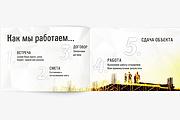 Разработаю Маркетинг Кит, для личных встреч и рассылки 317 - kwork.ru