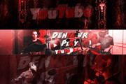 Шапка для Вашего YouTube канала 224 - kwork.ru