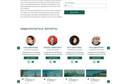 Уникальный дизайн сайта для вас. Интернет магазины и другие сайты 297 - kwork.ru