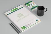 Создам фирменный стиль бланка 245 - kwork.ru